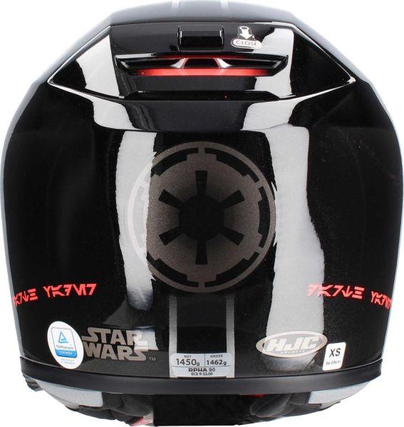 HJC RPHA90 STAR WARS DARTH VADER flip-up helmet