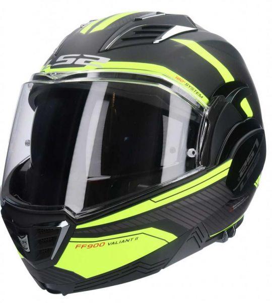LS2 FF900 VALIANT II REVO flip-up helmet