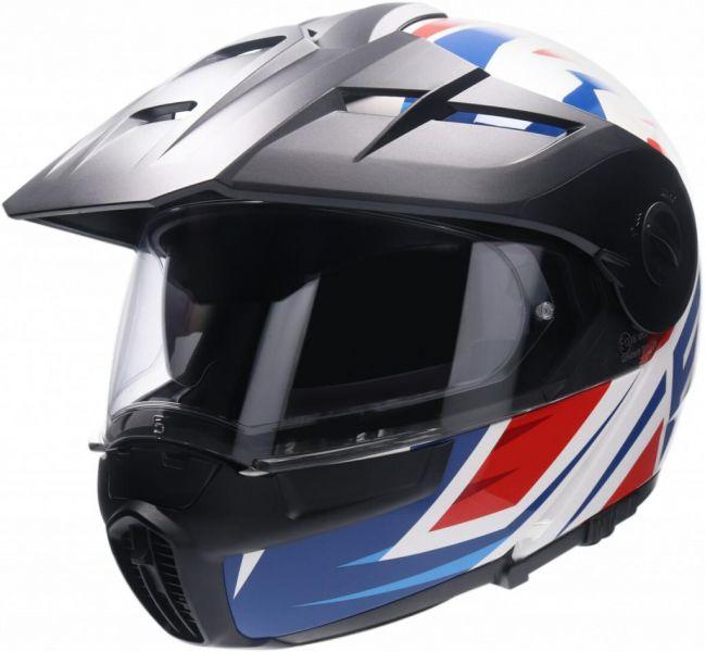 SCHUBERTH E1 TUAREG flip-up helmet