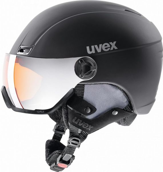 UVEX HLMT 400 VISOR STYLE ski helmet