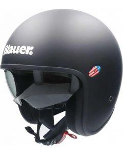 BLUE PILOT 1.1 MONOCHROME jet helmet