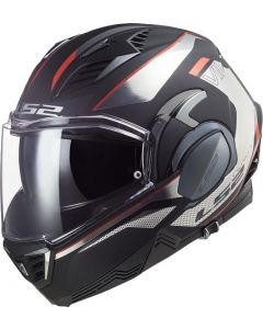LS2 FF900 VALIANT II HUB flip-up helmet