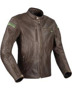 SEGURA COBRA leather jacket