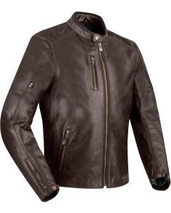 SEGURA LAXEY leather jacket