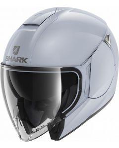 SHARK CITYCRUISER DUAL BLANK jet helmet