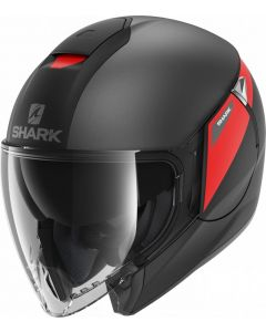 SHARK CITYCRUISER KARONN MATT jet helmet