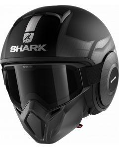 SHARK STREET DRAK TRIBUTE RM MATT jet helmet