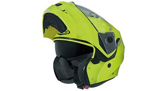 Caberg Duke: Open Face and Full Face Helmet in one