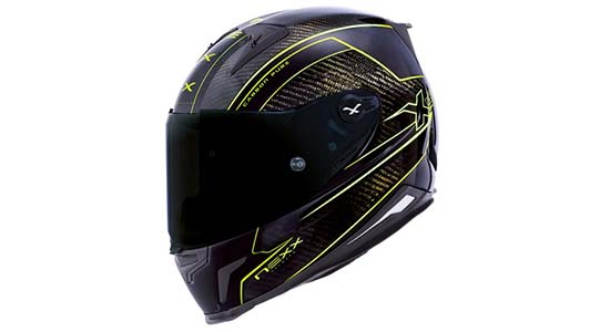 Nexx X.R2 Carbon Pure Integralhelm
