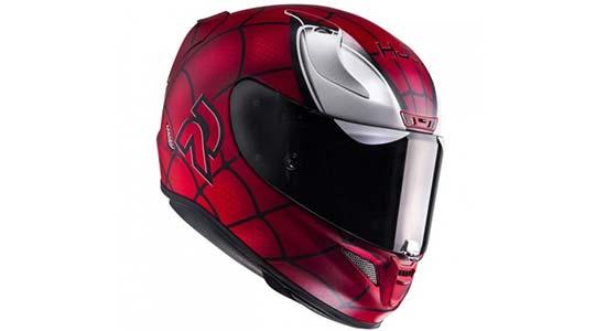 HJC RPHA 11 Marvel Spiderman Integralhelm