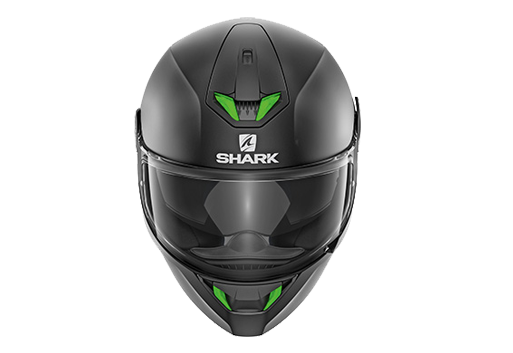 Shark Skwal 2 with flashy LEDs for more safety