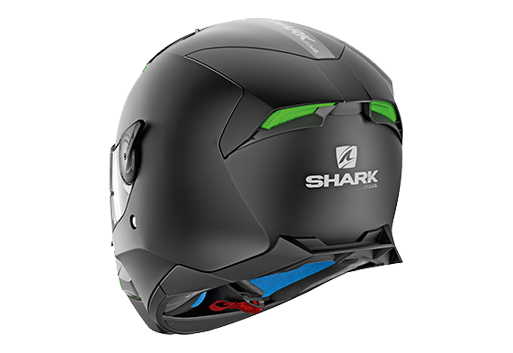 better visor for safe motorcycle riding with the Shark Skwal 2