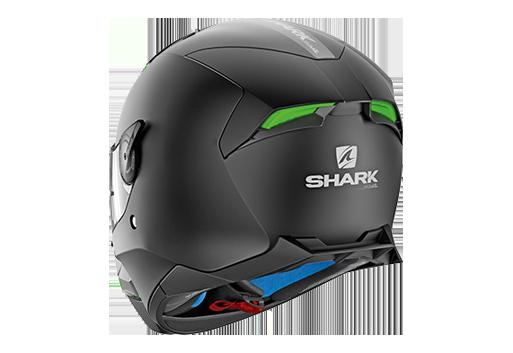 besseres Visier für sicheres Motorradfahren mit dem Shark Skwal 2