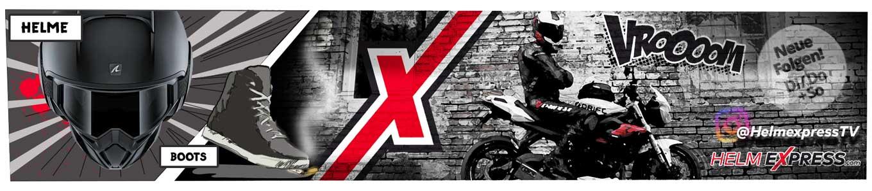 Motovlog HXP